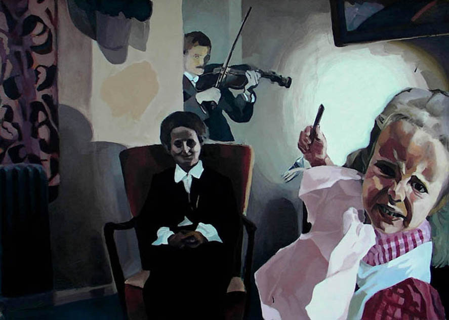 2010, oil on canvas, 94x127cm.